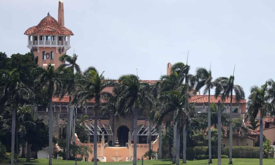 Donald Trump's Mar-a-Lago estate