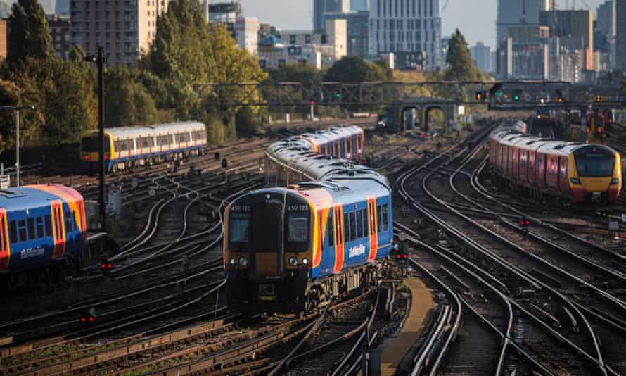 Network Rail, which manages the UK's rail infrastructure, buys up to 97% of the steel used in its track from British Steel.