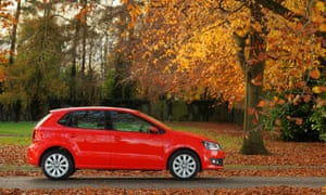 Volkswagen Polos with 1.4-litre engines are among the models believed to be affected.