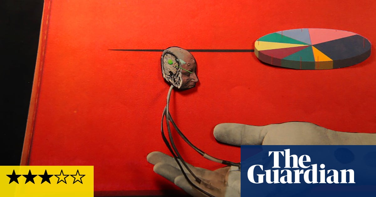 Circumstantial Pleasures review – watchable weirdness and Covid prophecy