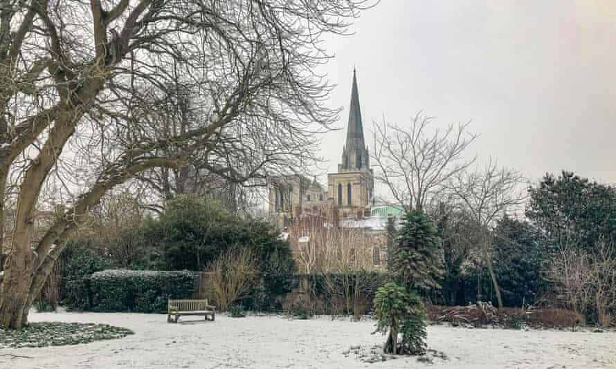 Chichester Cathedral.