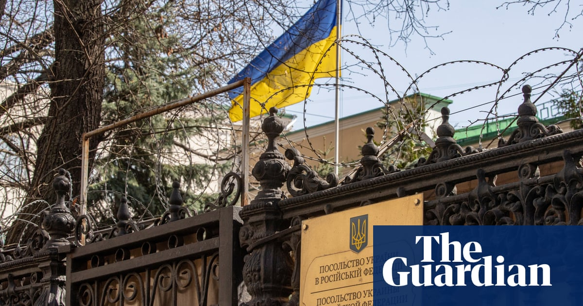 Russia to expel Ukrainian diplomat, prompting vow of retaliation from Kyiv
