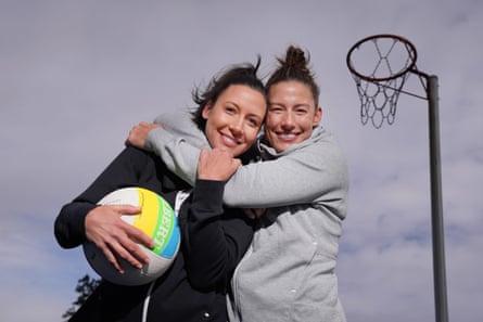 Madi and Kelsey Browne