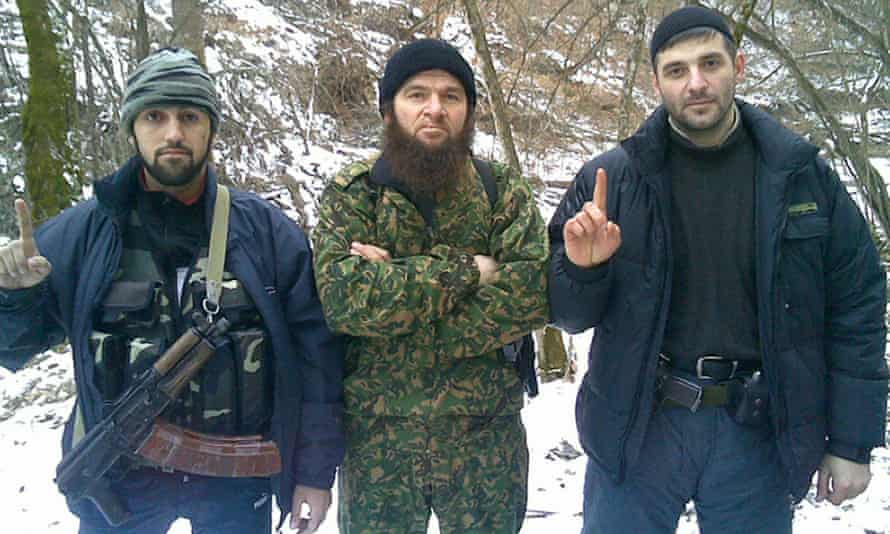 Chechen Emirate leader Doku Umarov