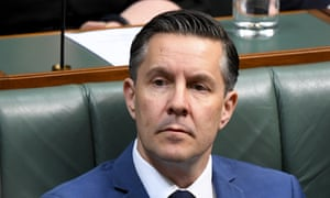 Labor's shadow climate change spokesman Mark Butler