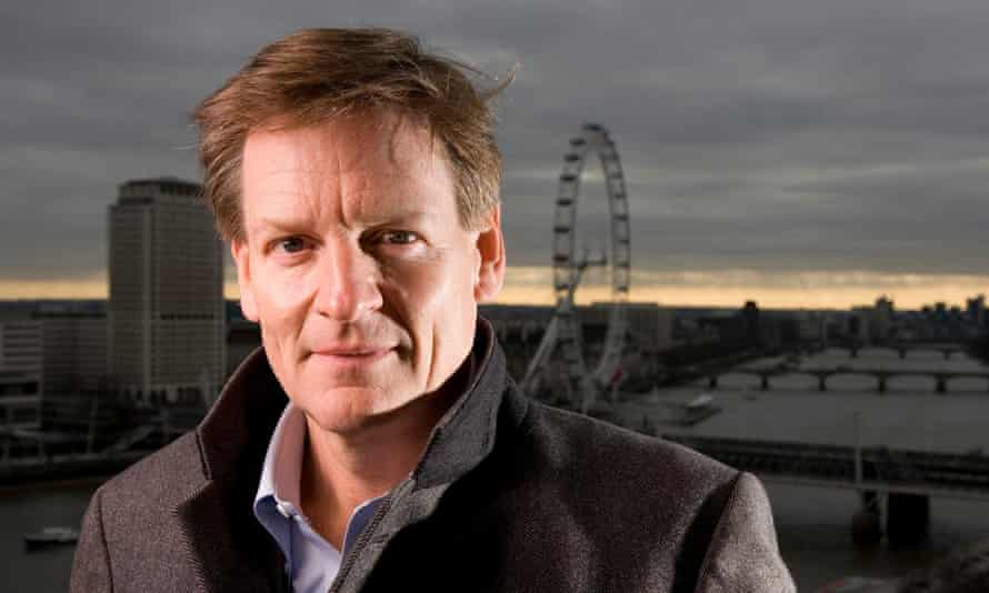 Michael Lewis, Flash Boys author and financial journalist