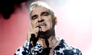 Morrissey, who is now pronouncing on British politics