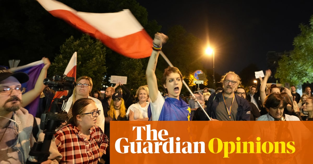 The Guardian view on Poland's hot political summer: changing weather