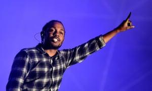 Kendrick Lamar plays the Benicassim festival in Spain last weekend