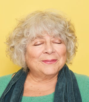 Actor Miriam Margolyes spoke to the Observer Magazine about writing her memoir.