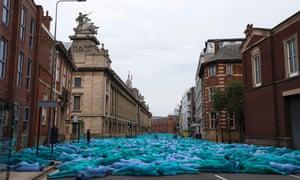 Flood of humanity … on Hull's
