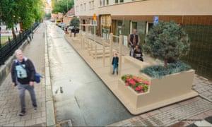 Tjärhovsgatan in Stockholm
