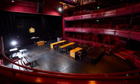 Courtroom drama: Salford's Lowry theatre to become Nightingale court