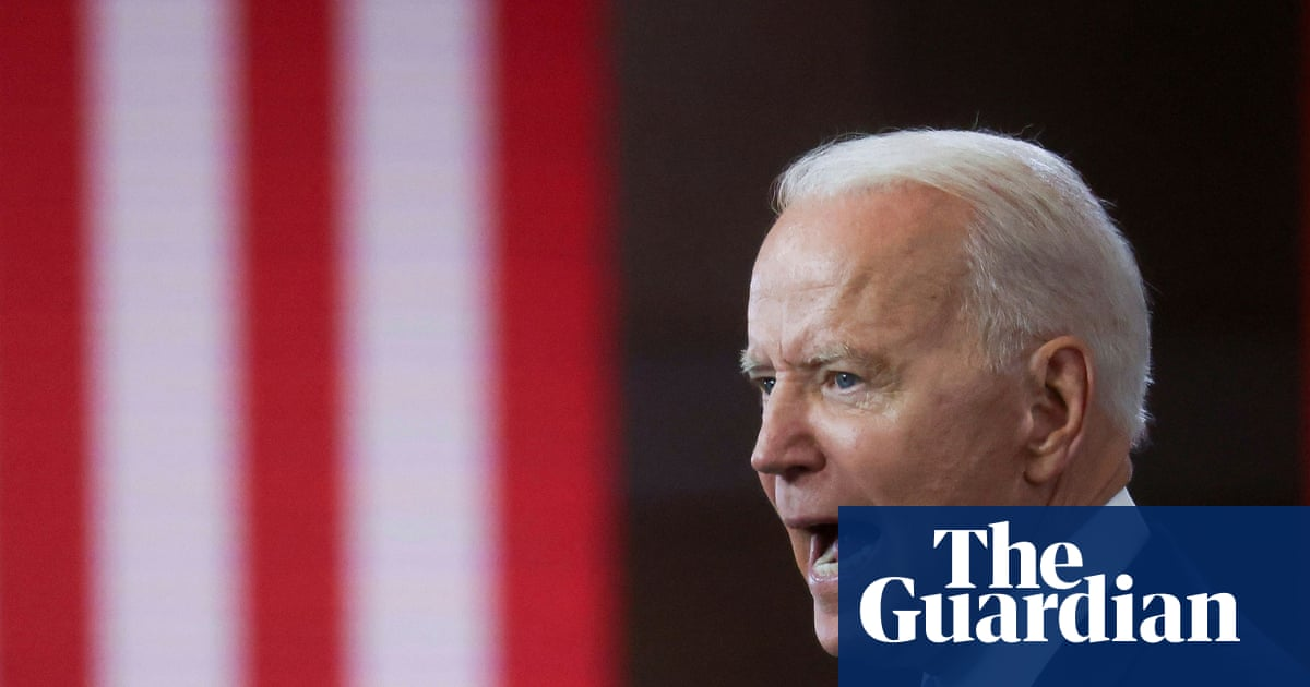Battle for the Soul: can Joe Biden beat Trump's Republicans in the war of words?