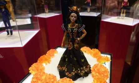 Mattel's Día de los Muertos Barbie is sold out everywhere.