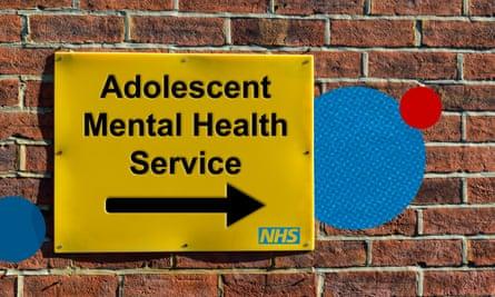 Adolescent mental health services