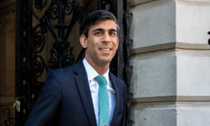 Rishi Sunak Refuses To Rule Out Extended Lockdown In England World News The Guardian