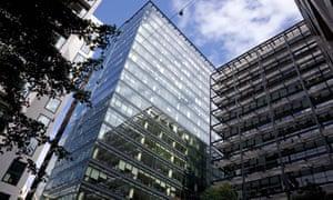 Deloitte offices in Holborn, London