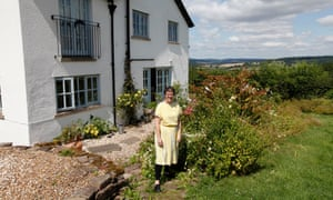 'It has transformed how I deal with grief in regular life' … Rogers at her home in south Wales