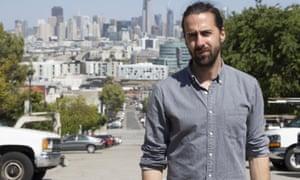 Secrets of Silicon Valley presenter Jamie Bartlett