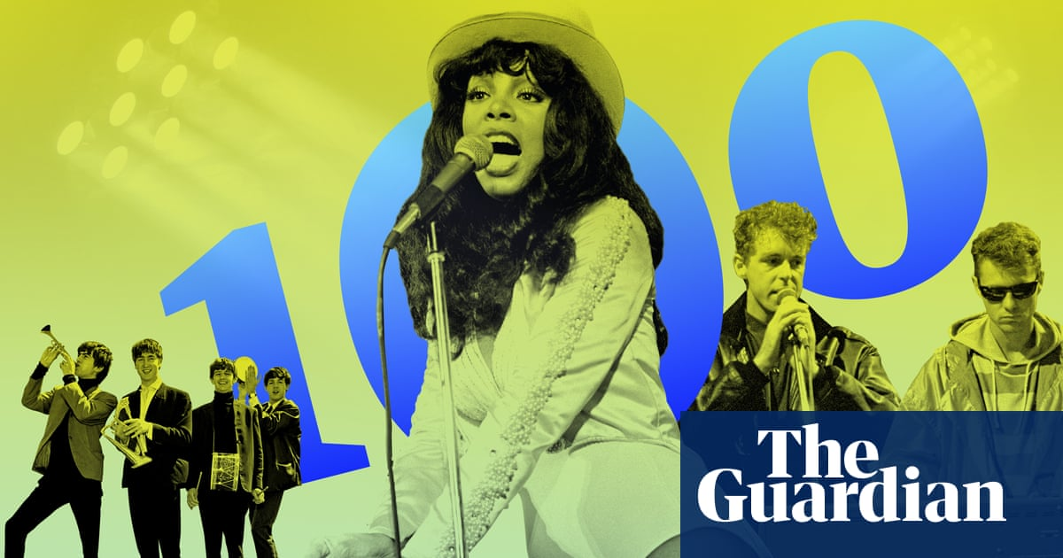 The 100 greatest UK No 1s: 100-1
