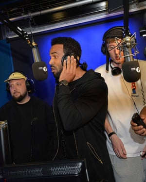 People Just Do Nothing with Craig David.
