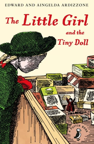 The Little Girl and the Tiny Doll by Edward and Aingelda Ardizzone