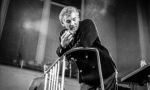 Leonard Bernstein, 11 April 1966.