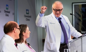 Uterus transplant Cleveland Clinic