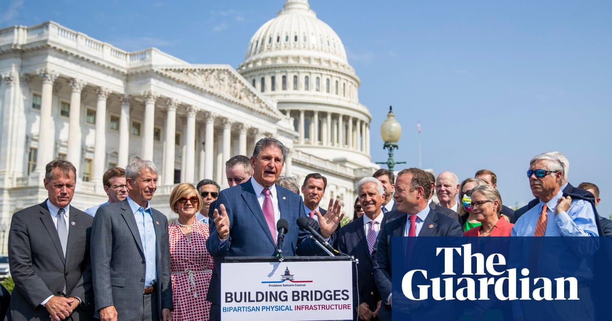 Senate convenes for rare weekend session over infrastructure deal