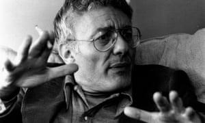 Peter Shaffer in 1977.