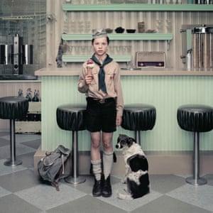 Rain, The Ice Cream Parlor, 2004