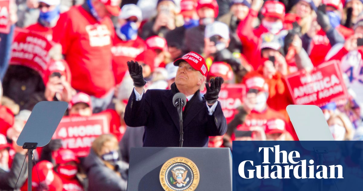 Morning mail: Trump poll boost messages revealed in Taylor-Moore row new climate warning – The Guardian