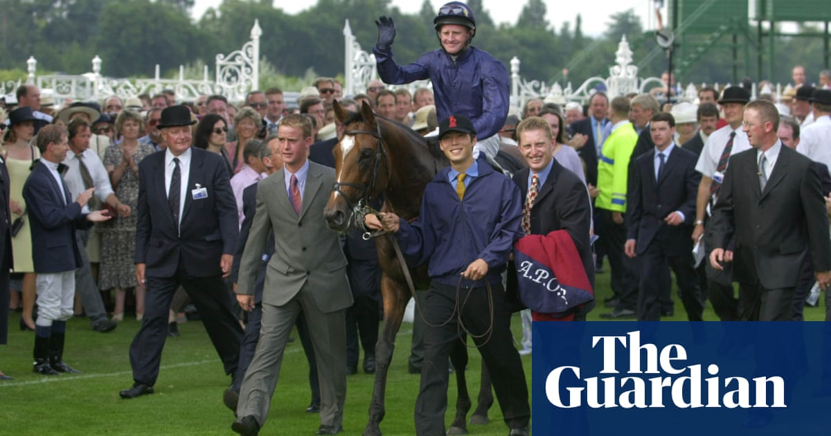 Talking Horses: how Galileo and John Magnier changed the game | Greg Wood