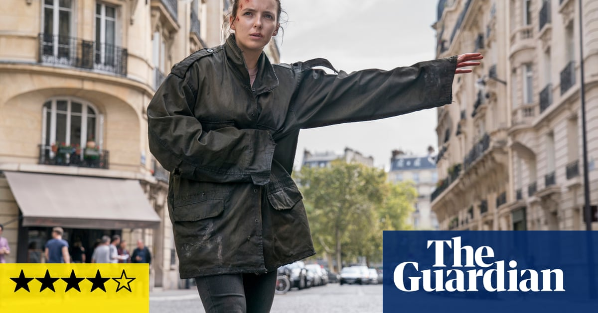 Killing Eve season two review – riveting psychosexual thriller