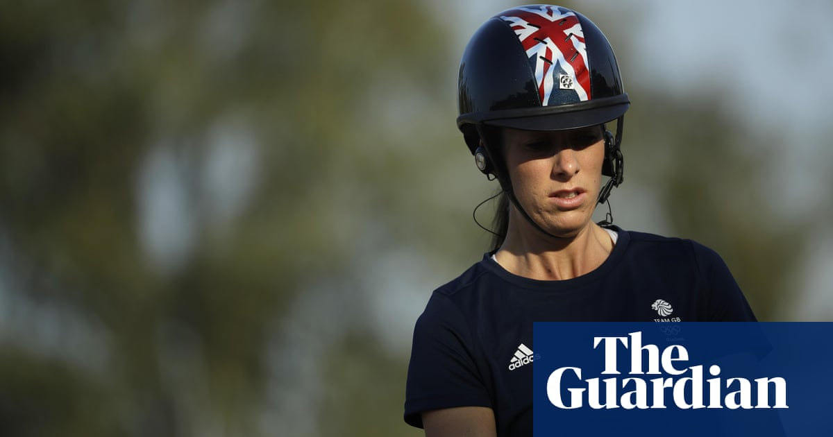Dressed To Thrill Charlotte Dujardin Begins Her Quest For The