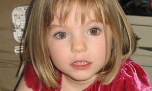 Madeleine McCann went missing in May 2007 in Praia da Luz, Portugal