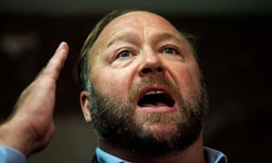 Alex Jones, the rightwing conspiracy theorist, was issued a cease-and-desist order over false claims his toothpaste could fight the virus.