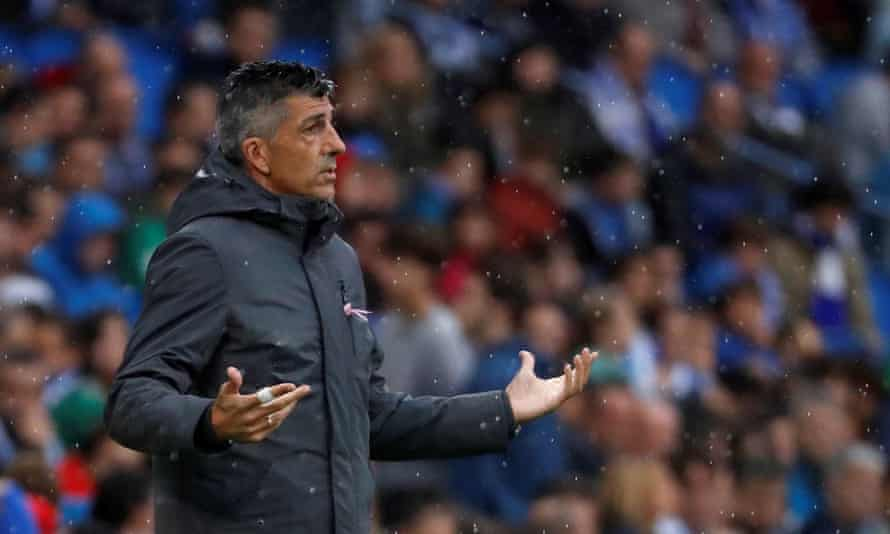 Real Sociedad are playing a thrilling brand of football under Imanol Alguacil.