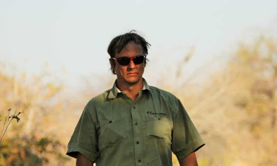 Wayne Lotter, founding member of PAMS conservation NGO