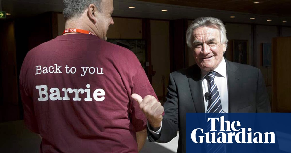 How Barrie Cassidy, the ultimate Insider, charmed his way to