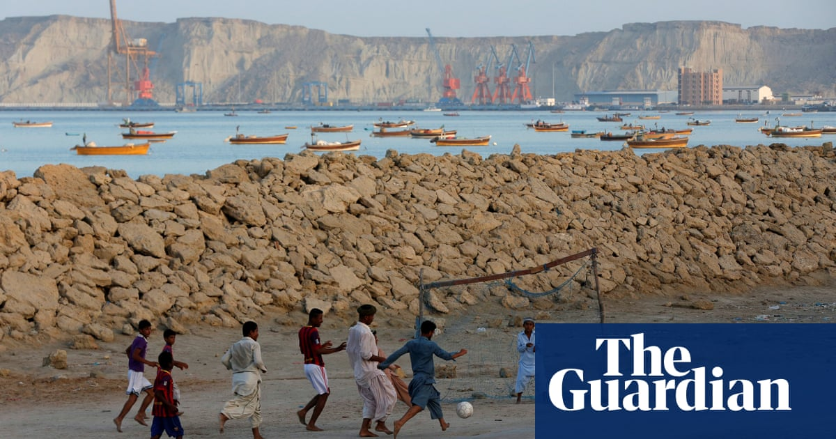 Water protests in Pakistan erupt against China's belt and road plan
