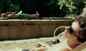 """""""Call Me By Your Name"""" Film - 2017No Merchandising. Editorial Use Only. No Book Cover Usage Mandatory Credit: Photo by Frenesy Film Co/Sony/Kobal/REX/Shutterstock (9238201r) Armie Hammer, Timothée Chalamet """"Call Me By Your Name"""" Film - 2017"""