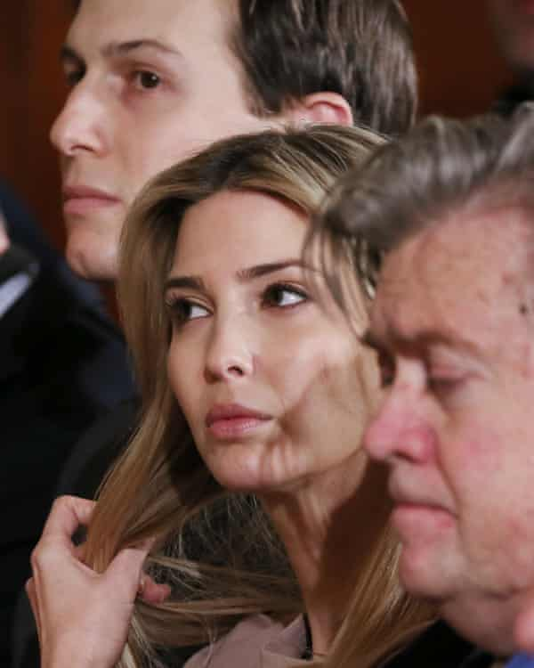 The battle over whether to stay in or get out of the Paris deal pitted Jared Kushner and Ivanka Trump against 'disruptors' such as Steve Bannon.
