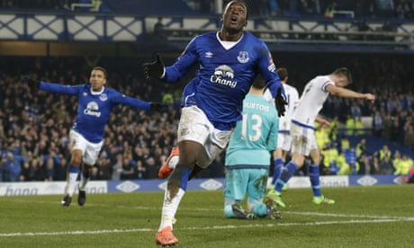 Everton manager tells Lukaku to show 'best of himself' against Chelsea