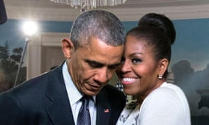 Barack and Michelle Obama are living outside Washington – near Ivanka Trump – while their daughter Sasha finishes school.