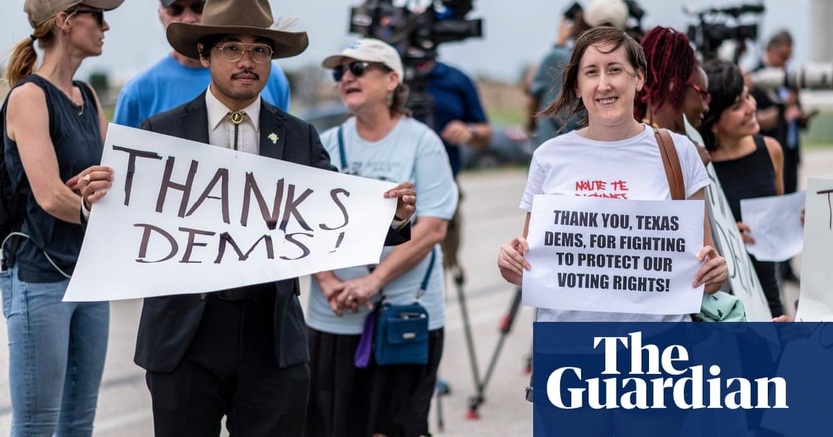 Texas Democrats thwart voting restrictions bill