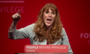 Shadow education secretary Angela Rayner.