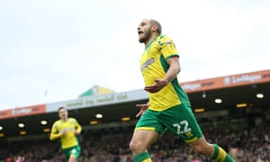 Teemu Pukki's goals have taken Norwich City to the top of the Championship.