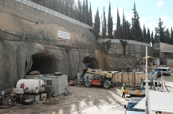 We revived an ancient tradition': Israel's new subterranean